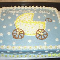 Baby Carriage   For baby shower
