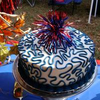 Tailgatin' In The Grove WASC, buttercream