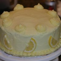 Lemon With Lemon Buttercream lemon