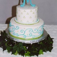 Kayla_Shower.jpg   This was for a shower at my church. The M was royal icing.