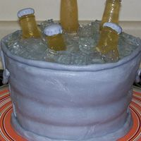 Beer Tub Cake Thank You so much CC'rs for all of the advice and inspiration for this cake!! it was a huge hit at this summertime party I went ti a...