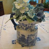 Gumpaste Hydrangeas from Edna's new DVD. Thanks Edna