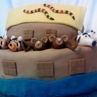 Noah's Ark Pic2 Another view of my Noah's Ark cake