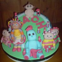In The Night Garden I made this for my nephew's birthday. It is from a kids tv show called 'In The Night Garden.'
