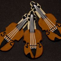 Sweet Music I made these for a friend at school. Her daughter was hired by our school district to be a music teacher, and she was assigned to OUR...