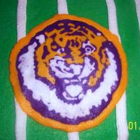 Tiger Fbct   Tiger Frozen Buttercream Transfer