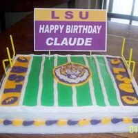 Lsu Birthday LSU Tigers!!!