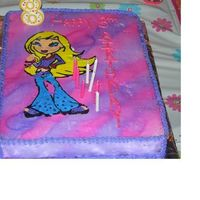 Bratzcakesmall.jpg My first FBCT attempt... I ran out of time and had to take it out of the freezer a little too soon so the face is messed up. I had to...