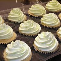 Margarita Cupcakes For Cinco De Mayo I found a margarita cake recipe that I wanted to try so I made these to bring to work for Cinco de Mayo. They are filled with whipped cream...
