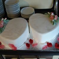 Robyn's Wedding Cake