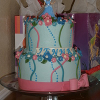 Cinderella Cinderella cake I made last year for my daughters birthday.