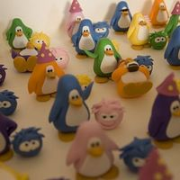 Club Penguin  These are penguins from an online interactive computer game called Club Penguin. My kids love this game, and my daughter requested these...