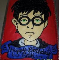 Harry Potter Harry Potter 1/4 sheet cake