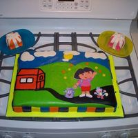 96423827-M.jpg Dora themed b-day cake