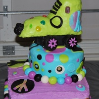 Roller Skate Cake Roller Skate cake for my daughter's 11th birthday. She wanted the one Cake Boss made but we couldn't afford it. Square cake is...