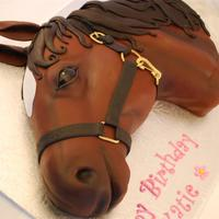 The Horse Cake