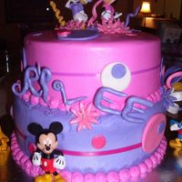 Minnie Mouse minnie mouse cake