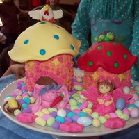 Easter Bunny Birthday My little girls birthday fell over easter and decided on a easter bunny theme. Had to put in a little fairy (which by the way looks exactly...