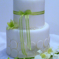 Orchids And Fondant