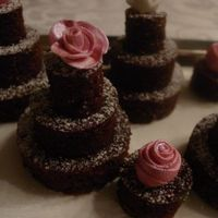 Brownie Wedding Cakes