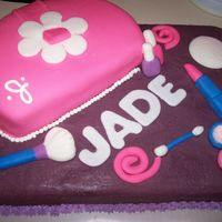 Jade A pretty little girly birthday.