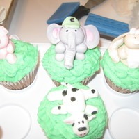 Cupcakes   cupcakes first time making animals