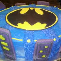 Batman Cake I got the idea for this from someone on here. I looked for the cake again to give them credit on here but I couldn't find it. If you...