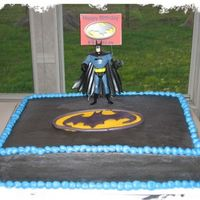 Batman Sheetcake