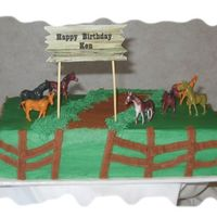 Horse Ranch Birthday