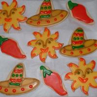 Cinco De Mayo Sugar Cookies Festive sugar cookies for Cinco de Mayo