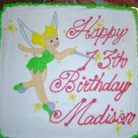 Madison's Tinkerbell