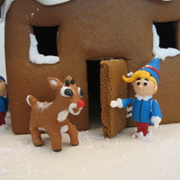 Rudolph And Friends With Habitat For Humanity