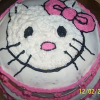 Hello Kitty Birthday I am still an amateur.....but it's always fun. All BC of course!!
