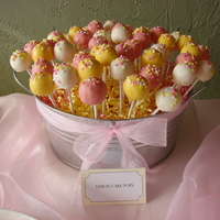 Baby Shower Cake Pops I made these for my SIL's baby shower. It was the first time I made cake pops and they were a huge hit! Of course, I used Bakerella&#...