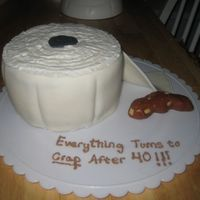Crap Cake   Inspired from another CC cake, thanks!