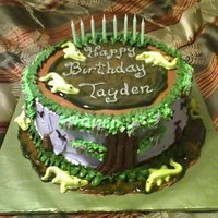 Louisiana Swamp Birthday