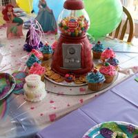 Gumball Machine Cake I have to thank jkalman for walking through this one. I had trouble withe the MMF and had to make it work. I am so thankful for the amazing...