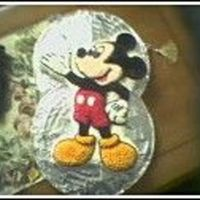 Mickey Mouse I used the Wilton Mickey Mouse Pan