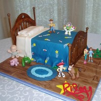 Toy Story Cake For My Nephew
