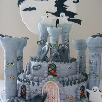 I Used This Cake In A Castle Contest From Wilton On 2008 I Was The Finalist On October It Is All Made In Fondant Enjoy It   I used this cake in a Castle Contest from Wilton on 2008. I was the finalist on October. It is all made in fondant. Enjoy it!