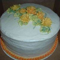 Fall Cake For Auction
