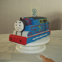 25Th Annniversary My grandsons cake in fondant