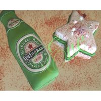 Heineken Beer #2   This is another view of this cake requested by a dear CC friend.