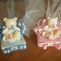 Baby   Baby cake toppers
