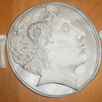 Alexander The Great Coin replica