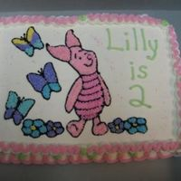Piglet Coworker's daughter's birthday