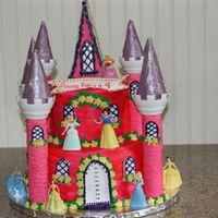 Castle Cake Using The Wilton Kit This was my first attempt at a castle cake. My granddaughter loved it. With the Wilton kit, it was very easy and made the transport just...