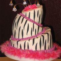 Topsy Turvy Cake This was my first topsy turvy cake. It was for my daughter's 7th birthday. It was fun to make!