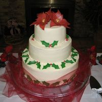 ~~My First Wedding Cake~~A Holiday Romance~~