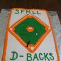 Baseball   This was for my sons end of the year baseball party!!